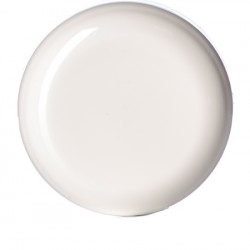 53mm White Dome Cap with Foam Liner - 1715 caps/case ($0.19 each, Discounts for higher order quantities)